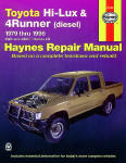 Haynes manual for Hilux