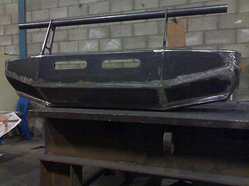 Toyta bullbar