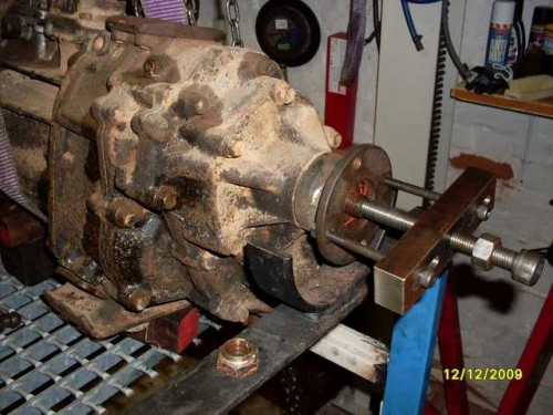 Dual Transfer case for Hilux