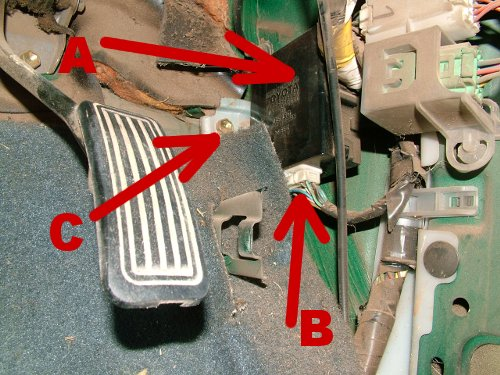 Diff Lock Mod on Toyota Wiring Schematics