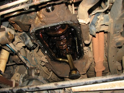 Replace Timing Chain And Tensioner For 22r Toyota Hilux 2 4