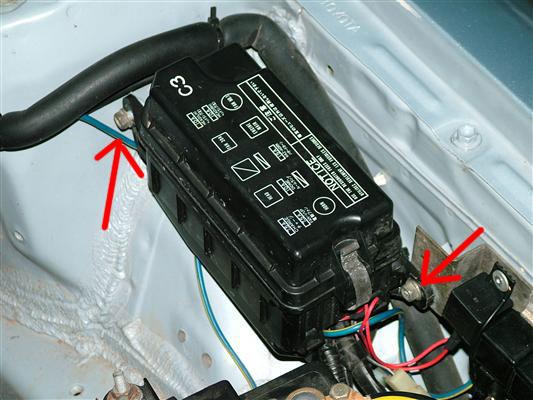 1993 toyota pickup radio wiring diagram tazz head light conversion hilux 4x4 forum  tazz head light conversion hilux 4x4 forum